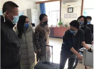 集结出征,逆行无畏——太原市人民医院呼吸科护士长郎璇随医疗队驰援湖北