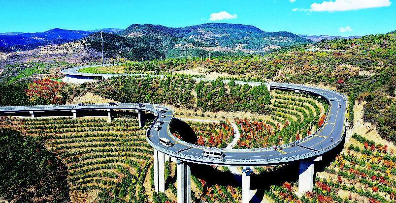 网红桥上竞风流