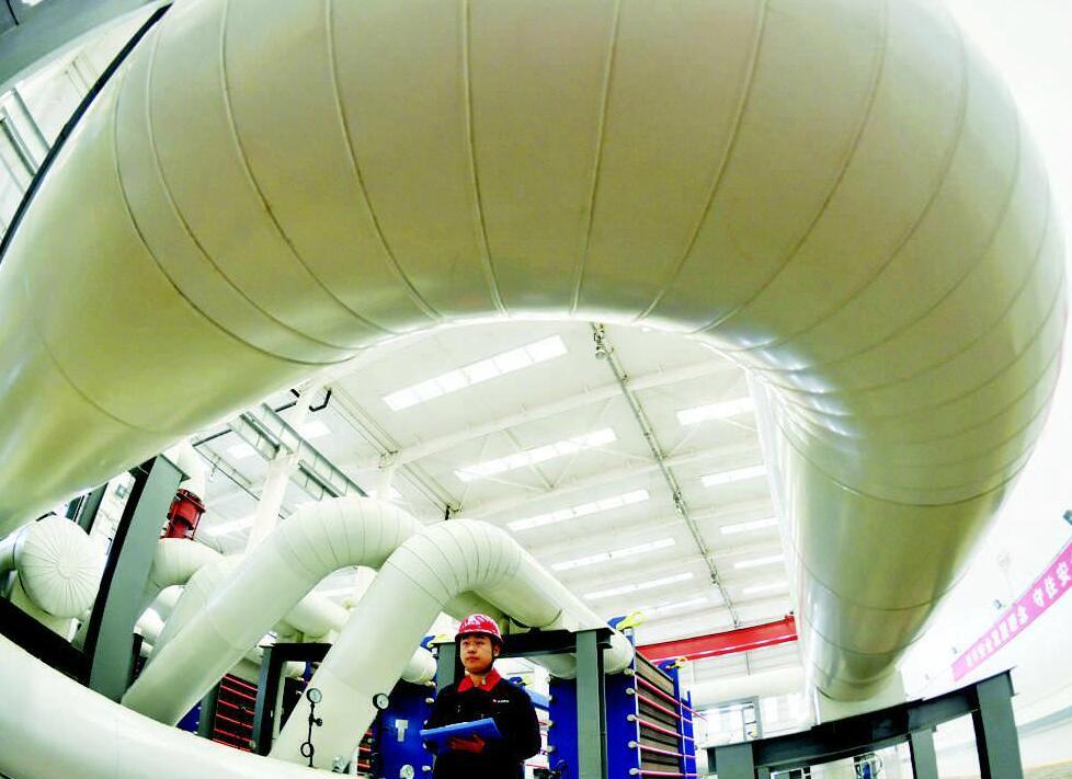 寒潮来袭 市热力公司启动严寒天气应急预案