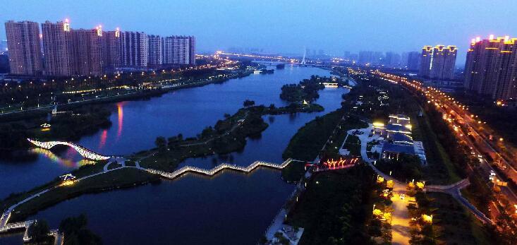 重现诗词里的汾河 亮出晋阳城的底色